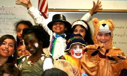 Free childrens theatre drama resources available books websites large cast plays and scripts for kids to perform fandeluxe Gallery