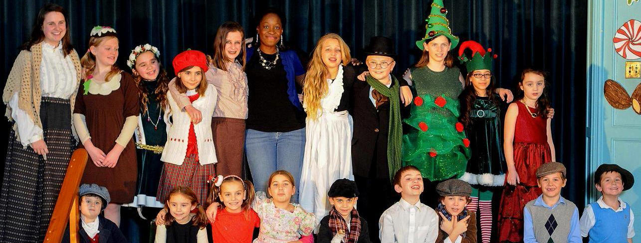 A Christmas Carol Play for Kids to Perform