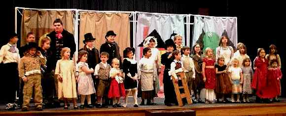 Great Musical Play for Large Cast of Kids! - A Christmas Carol!