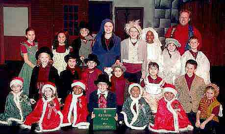 Mobile2: A Christmas Carol Play Musical for Kids to Perform!