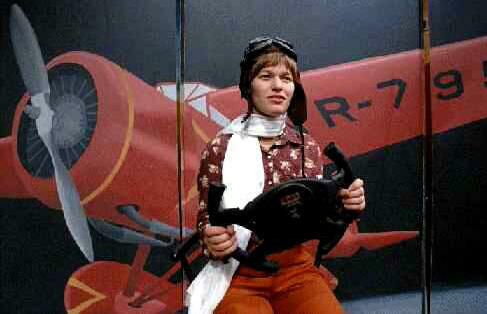 One Act Plays for Middle Schools and High Schools - Amelia Earhart!