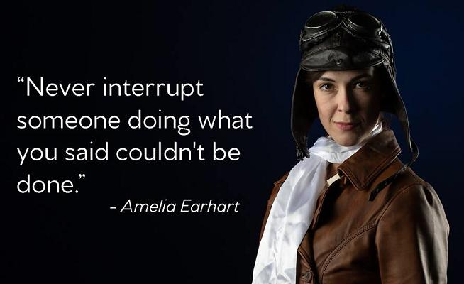 Amelia Earhart for Young Audiences