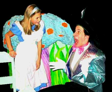 Small Cast Touring Plays - Alice in Wonderland