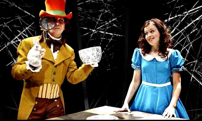 Alice in Wonderland - Script for Professional Touring!