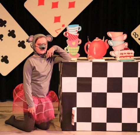 Theatre Activities for Alice in Wonderland