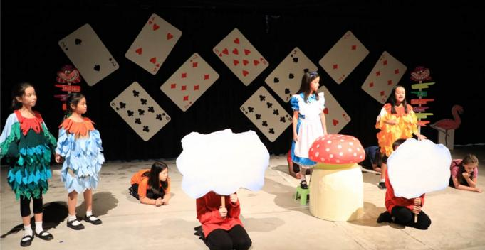 Alice in Wonderland Play for Kids