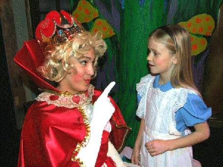 One Act Play for Children -- Alice in Wonderland