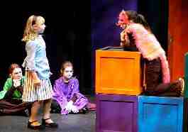 Plays for Children - Alice in Wonderland!