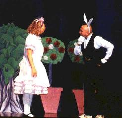 Children's Touring Plays - Alice in Wonderland