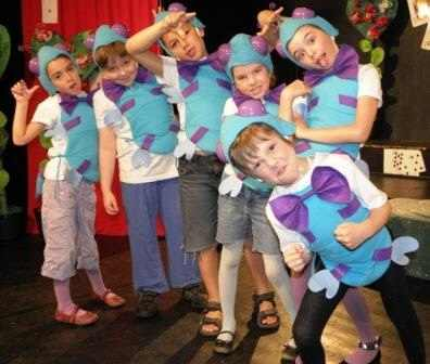 Alice in Wonderland Play for Kids to Perform