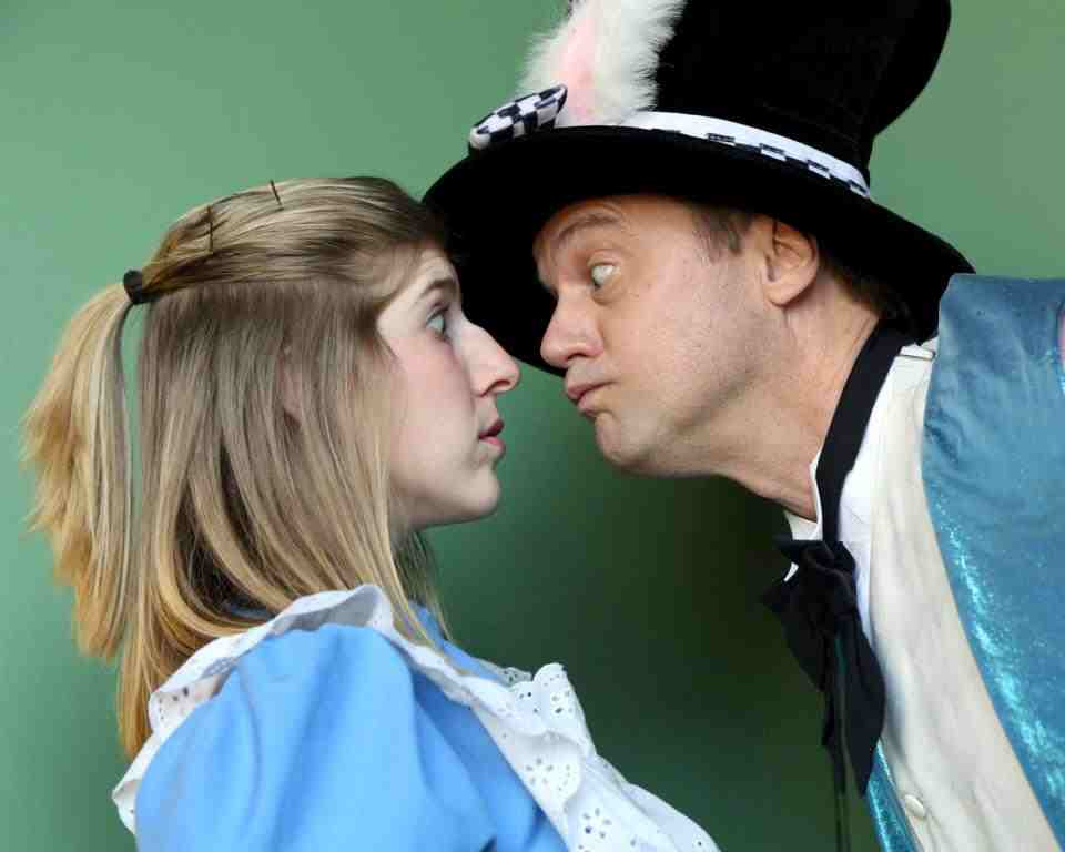 Alice in Wonderland for Young Audiences