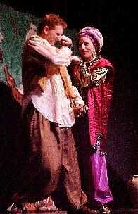 Small Cast Children's Plays - Aladdin and the Magic Lamp