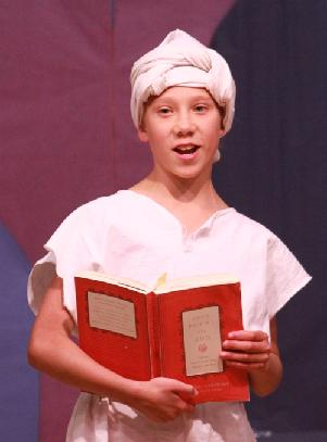 Funny Comedy for Middle School Kids to Perform!  Aladdin!