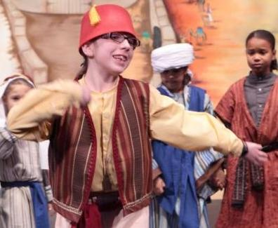 Great Play for Schools!  Aladdin!