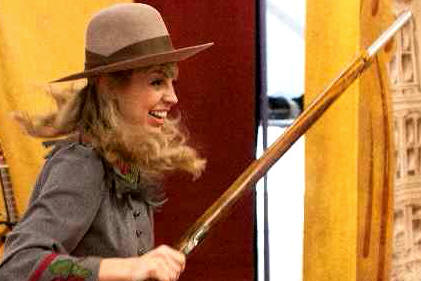 Annie Oakley Play for Kids!
