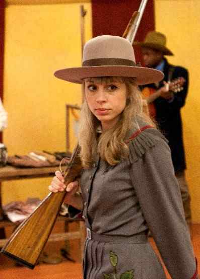 Annie Oakley Play for Theatres to Tour to Schools!