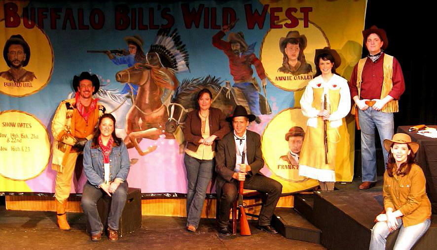 Annie Oakley Play for Young Audiences