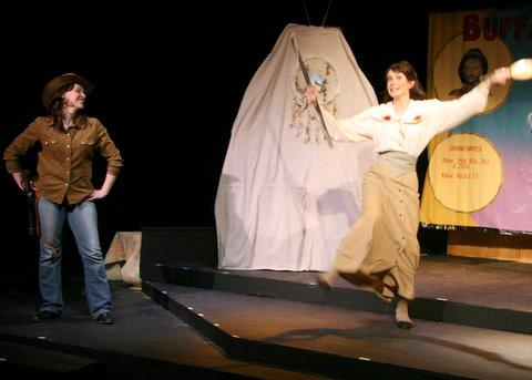 One Act Play for Schools - Annie Oakley