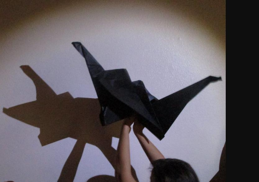 Origami used in Performance