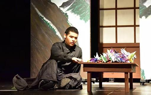 A Thousand Cranes one act play for young audiences.