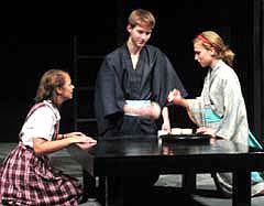 Thousand cranes productions artreach children s theatre plays