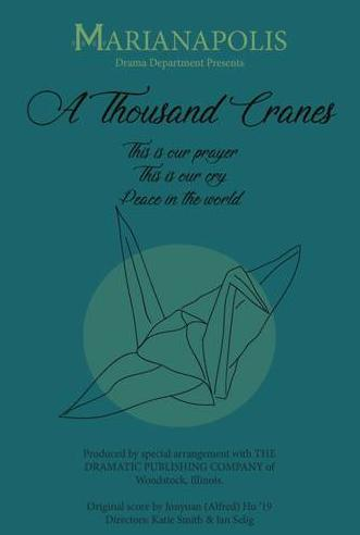 School Performance of A Thousand Cranes