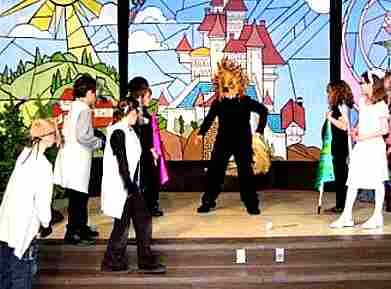 Large Cast Children's Play - Beauty and the Beast ( click to see video about the show )