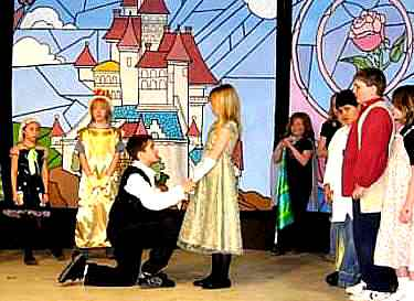 Large Cast Children's Play - Beauty and the Beast
