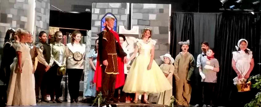 Beauty and the Beast Play for Kids