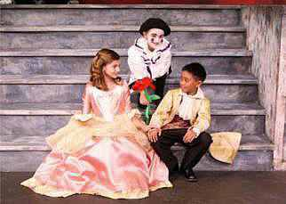 Children's School Play - Beauty and the Beast