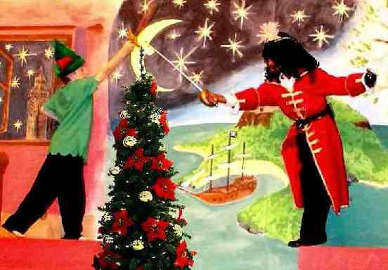 a christmas peter pan easy musical play for kids to perform kid christmas skits