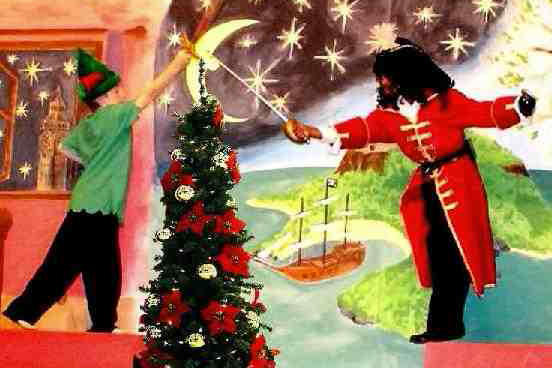 A Christmas Peter Pan - Musical for Kids