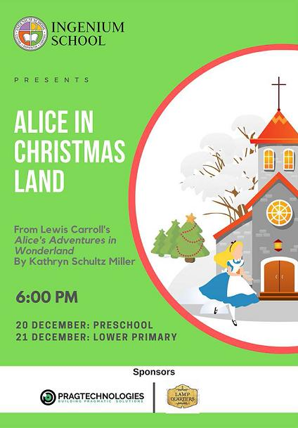 Alice in Christmas Land Play
