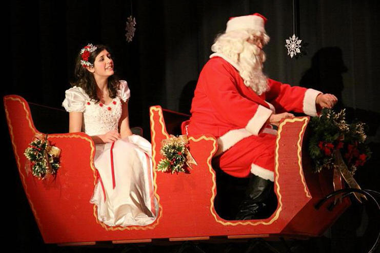 A Christmas Cinderella Musical Play For Kids To Perform
