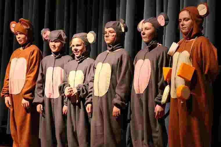 School Play for Children - Cinderella  sc 1 st  ArtReach Childrenu0027s Theatre Plays & Cinderella Play Script for Kids to Perform