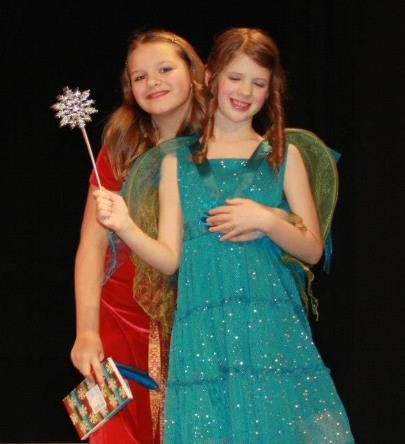 Holiday Play for Cinderella