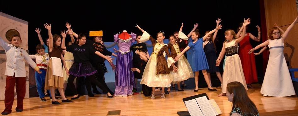 Cinderella Play for Kids to Perform
