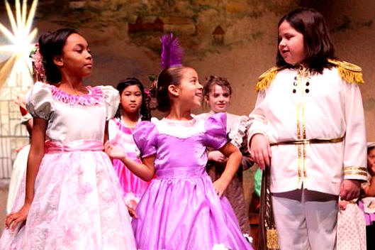 Cinderella Children's Play for Schools and Kids to Perform
