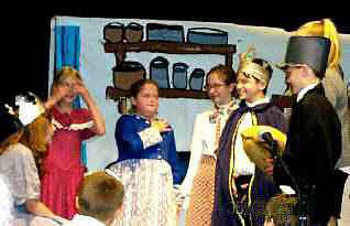 Large Cast Play for Children - Cinderella