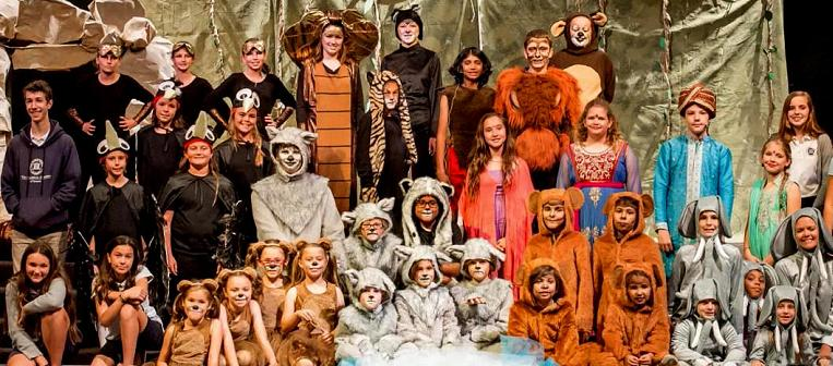 The Jungle Book Play for Kids to Perform