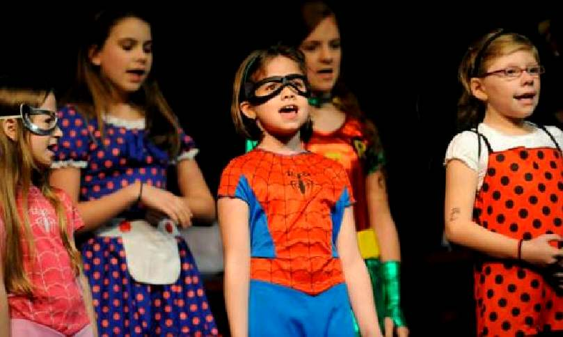 Children May Choose Their Favorite Toy to Perform!  A Christmas Peter Pan!
