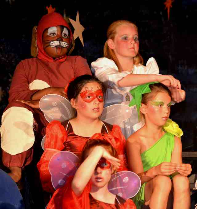 Musical Play for Children to Perform!  A Christmas Peter Pan!