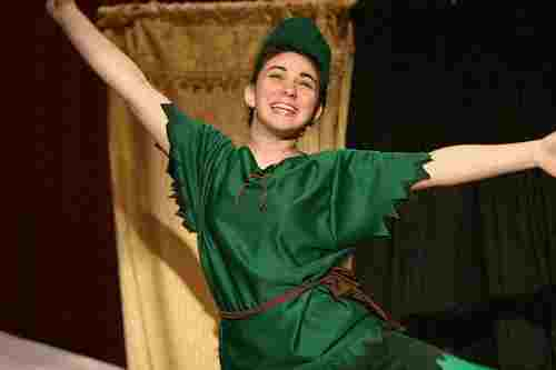 A Christmas Peter Pan!  Christmas Musical Plays for Children!