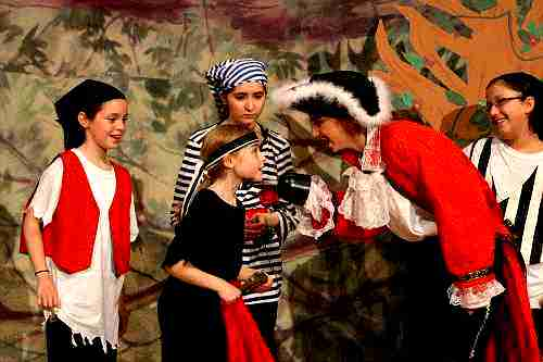 Mobile2: A Christmas Peter Pan Musical for Kids to Perform!