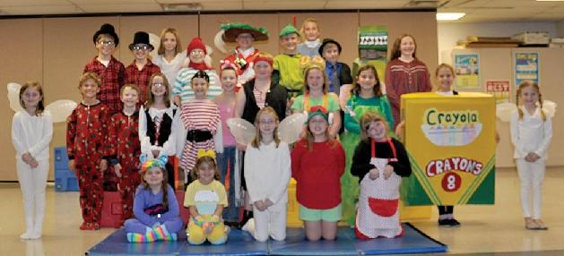 A Christmas Peter Pan Musical Play for Kids to Perform
