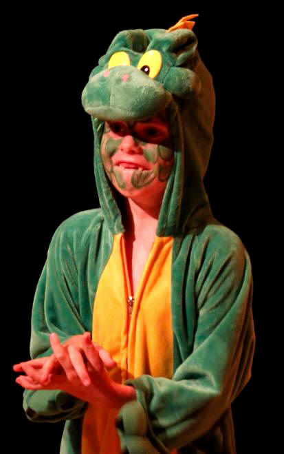 Crocodile, Peter Pan Play