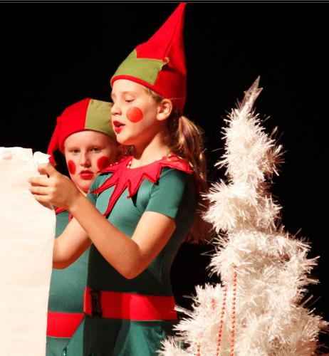 A Christmas Peter Pan Play for the Holidays!