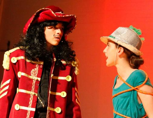 A Christmas Peter Pan Musical for Kids!