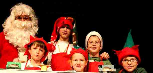 A Snow White Christmas - Easy Musical Play for Kids to Perform!
