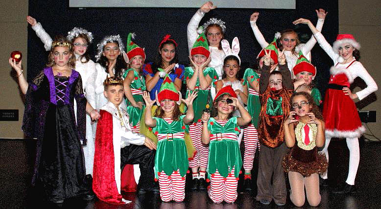 A Snow White Christmas Musical Play for Kids to Perform